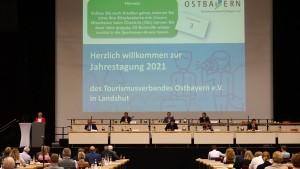Präsidium des TVO bei der Jahrestagung 2021