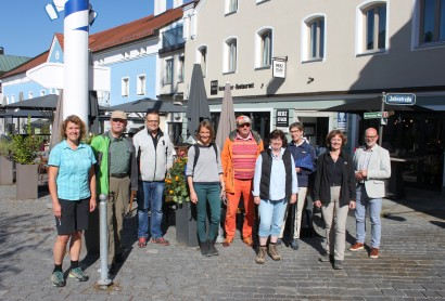 Reisejournalisten aus dem süddeutschen Raum bereisten den Bayerischen Wald