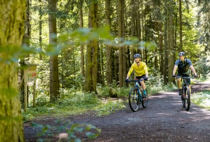 Bürgerbeteiligung hat begonnen:  Steinwald und Fichtelgebirge erhalten ein für Wanderer und Mountainbiker abgestimmtes Streckennetz