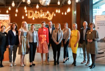 Presse-Jahrestreffen der DZT in Zürich