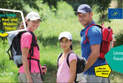 Neuer Natura 2000-Rad- und Wanderführer der Bayerischen Akademie für Naturschutz und Landschftspflege erschienen